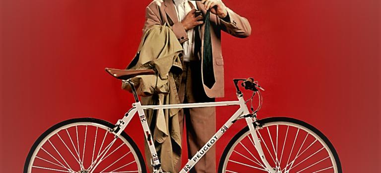 L'inspecteur à vélo